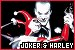 Relationships: Joker/Harley