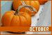Months: October